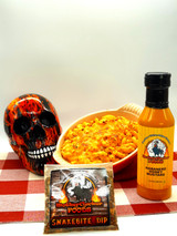 Clucker's Pissed Off Mac & Cheese (Ghost Pepper)