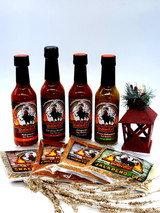 Scoville 1-10 Gift Basket includes free gift wrapping for any occasion.