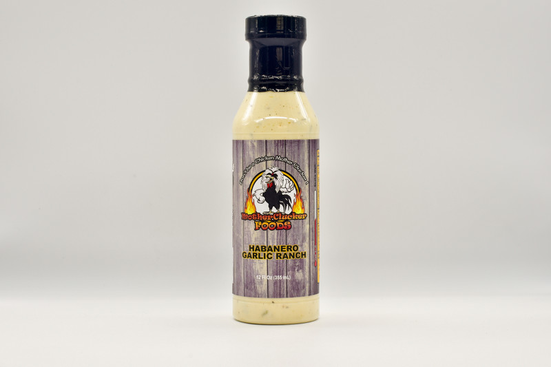 coville Heat Units (SHU) 10,000 - 50,000  Ranch dressing that's been kicked up a notch with Habanero and Serrano chiles. Not just for a salad, use as a dip, on sandwich, burgers, wings, fries even pizza its use is endless. Make sure you grab one up!