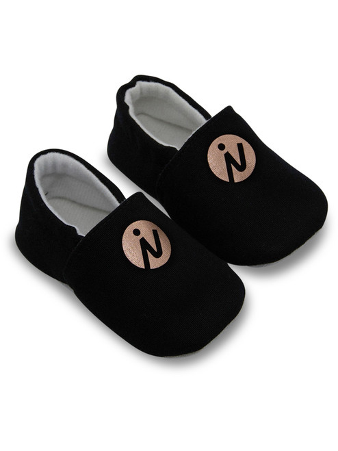Personalised Cursive Letter Baby Shoes