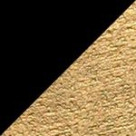 Black/Foil Gold