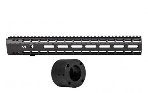 "AERO PRECISION AR15 ENHANCED M-LOK HANDGUARD 15"" RAIL - GEN2 (w/ BAR BARREL NUT)"