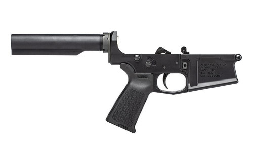 M5 (.308) Complete Lower Receiver w/ Magpul MOE Grip, No Stock