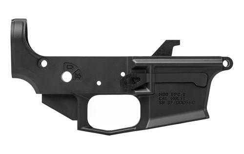 EPC-9 Lower Receiver - Anodized Black
