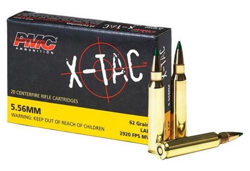 PMC AMMO 5.56 / .223 REMINGTON (M855) 62GR. LAP 1,000 rd Case (RANGE MEMBERS ONLY)