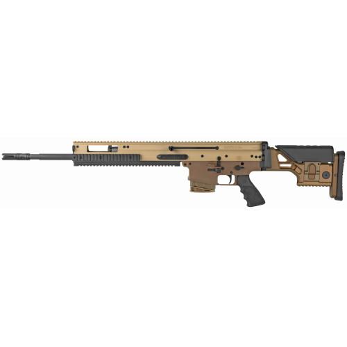 """FN SCAR 20S 6.5CM 20"""" 10RD FLAT DARK EARTH (FDE)"""