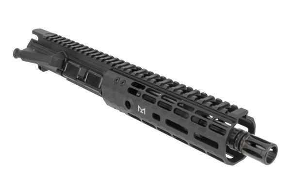 "M4E1 Enhanced Barreled Upper 5.56 Pistol Gen 2 - 7.5"""
