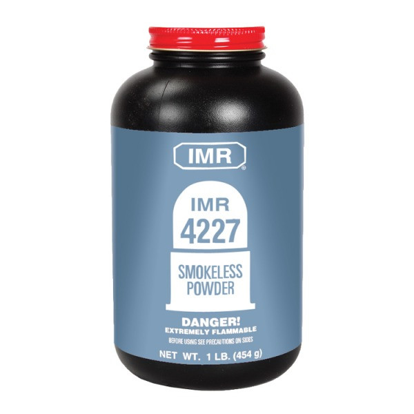 IMR 4227 SMOKELESS POWDER 1 POUND