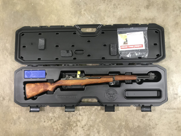 M1 Garand Rifle / CMP Service Grade / Post World War II production