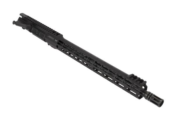 """Aero Precision M4E1 Threaded 16"""" 5.56 M4 Barreled AR-15 Upper Receiver - 15"""" M-LOK ATLAS S-ONE Handguard"""