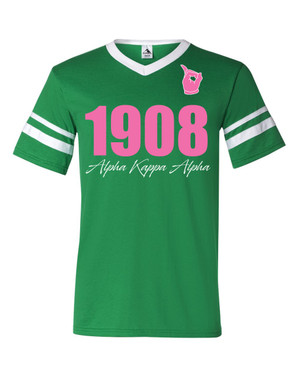 Deference Clothing® compatible with Alpha Kappa Alpha Clothing® Chapter  10