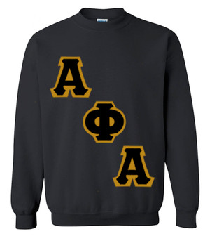 Deference Clothing® compatible with Alpha Phi Alpha Clothing® Chapter 8