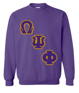 Deference Clothing® compatible with Omega Psi Phi Clothing® Chapter 8