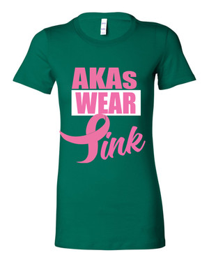 Deference Clothing® compatible with Alpha Kappa Alpha Clothing® Chapter 11