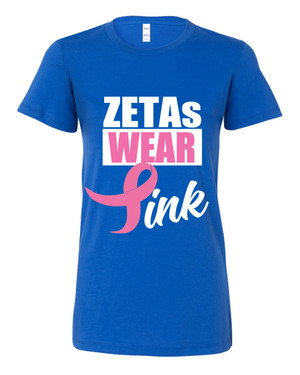 Deference Clothing® compatible with Zeta Phi Beta Clothing® Chapter 11