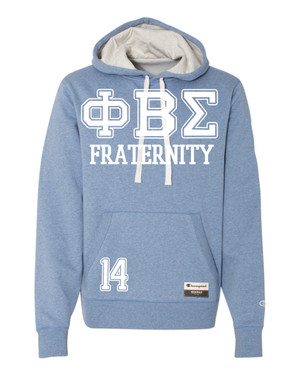 Deference Clothing® compatible with Phi Beta Sigma Clothing® Chapter 13