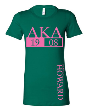 Deference Clothing® compatible with Alpha Kappa Alpha Clothing® Chapter 14