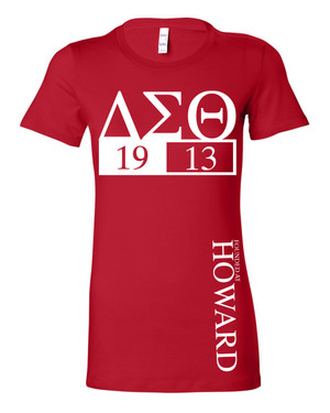 Deference Clothing® compatible with Delta Sigma Theta Clothing® Chapter 14