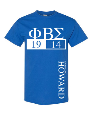 Deference Clothing® compatible with Phi Beta Sigma Clothing® Chapter 14