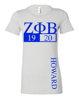 Deference Clothing® compatible with Zeta Phi Beta Clothing® Chapter 14