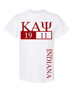 Deference Clothing® compatible with Kappa Alpha Psi Clothing® Chapter 15