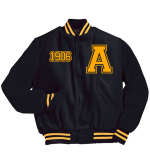 Deference Clothing® compatible with Alpha Phi Alpha Clothing® Chapter  17