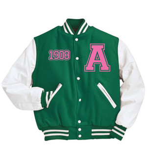 Deference Clothing® compatible with Alpha Kappa Alpha Clothing® Chapter 17
