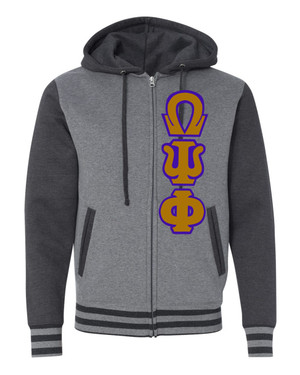 Deference Clothing® compatible with Omega Psi Phi Clothing® Chapter 19