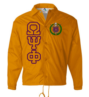 Deference Clothing® compatible with Omega Psi Phi Clothing® Chapter 21