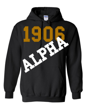 Deference Clothing® compatible with Alpha Phi Alpha Clothing® Chapter  23