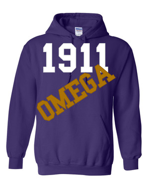 Deference Clothing® compatible with Omega Psi Phi Clothing® Chapter 23