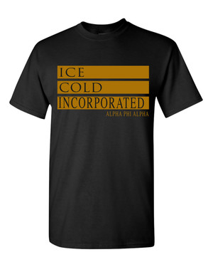 Deference Clothing® compatible with Alpha Phi Alpha Clothing® Chapter 25