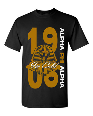 Deference Clothing® compatible with Alpha Phi Alpha Clothing® Chapter 26