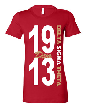 Deference Clothing® compatible with Delta Sigma Theta Clothing® Chapter 26