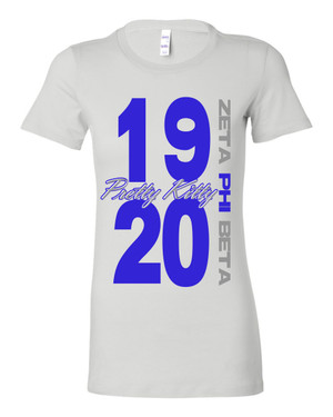 Deference Clothing® compatible with Zeta Phi Beta Clothing® Chapter 26
