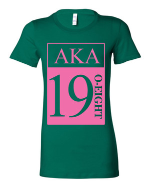 Deference Clothing® compatible with Alpha Kappa Alpha Clothing® Chapter 27-19-Year