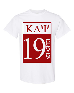 Deference Clothing® compatible with Kappa Alpha Psi Clothing® Chapter 27-19-Year