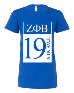 Deference Clothing® compatible with Zeta Phi Beta Clothing® Chapter 27