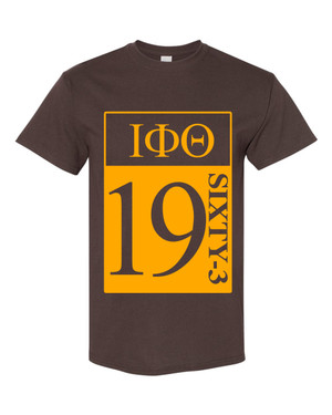Deference Clothing® compatible with Iota Phi Theta Clothing® Chapter 27-19-Year