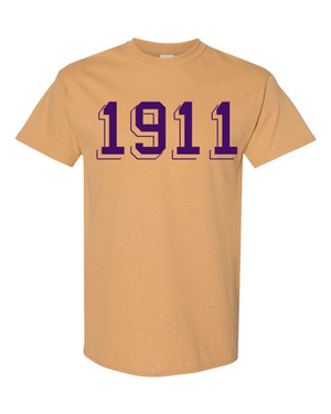 Deference Clothing® compatible with Omega Psi Phi Clothing® Chapter 28-Year