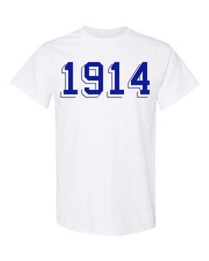 Deference Clothing® compatible with Phi Beta Sigma Clothing® Chapter 28-Year