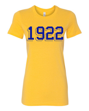 Deference Clothing® compatible with Sigma Gamma Rho Clothing® Chapter 28-Year