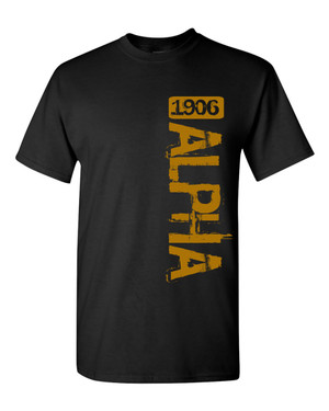 Deference Clothing® compatible with Alpha Phi Alpha Clothing® Chapter 29-Year-Hollister