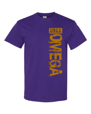 Deference Clothing® compatible with Omega Psi Phi Clothing® Chapter 29-Year Hollister