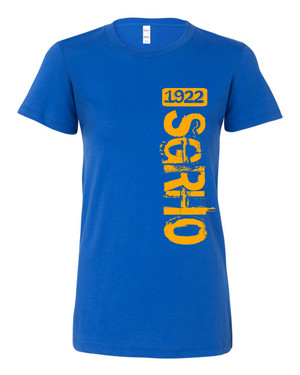 Deference Clothing® compatible with Sigma Gamma Rho Clothing® Chapter 29-Year Hollister