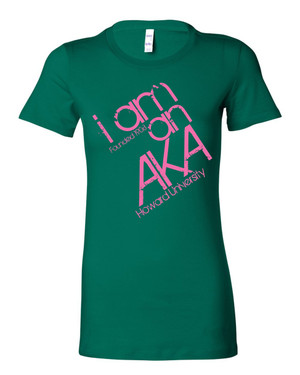 Deference Clothing® compatible with Alpha Kappa Alpha Clothing® Chapter 30 Who Am I
