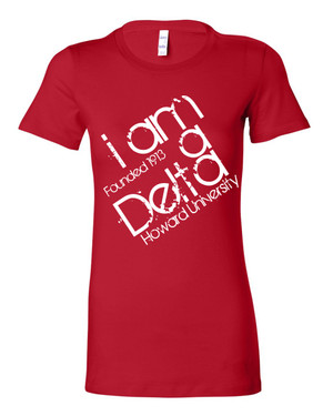 Deference Clothing® compatible with Delta Sigma Theta Clothing® Chapter 30-Who I Am
