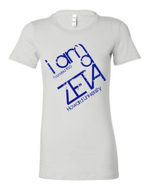 Deference Clothing® compatible with Zeta Phi Beta Clothing® Chapter 30-Who Am I