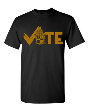 Deference Clothing® compatible with Alpha Phi Alpha Clothing® Chapter 33-Vote