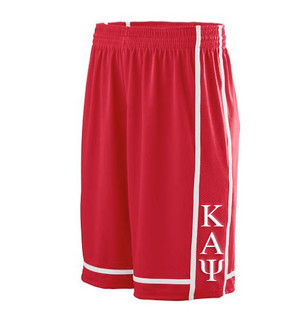 Deference Clothing® compatible with Kappa Alpha Psi Clothing® Chapter 32 Basketball Shorts
